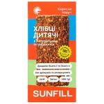 Sunfill Crisps for Children 100g