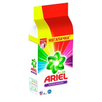 Ariel Color Laundry Detergent Powder 9kg - buy, prices for Metro - photo 8