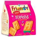 Печиво Friendy Скрабл цукрове 100г