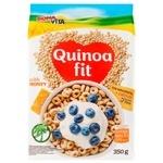 Bona Vita Honey Rings with Quinoa Dry Breakfast 350g