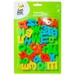 Іграшка Just Cool магнітні літери