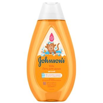 Гель для душа Johnson's® Kids 300мл