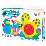 Набор для лепки Genio Kids Пластилин шариковый 6цветов