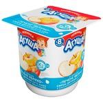 Сирок Агуша печене яблуко для дітей з 8 місяців 3,9% 100г
