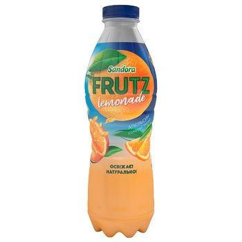 Напій соковий Sandora Frutz Апельсин 1л