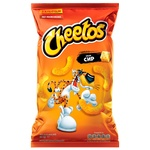 Палички кукурудзяні Cheetos зі смаком сиру 90г