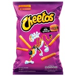 Палочки кукурузные Cheetos со вкусом биф-бургера 70г