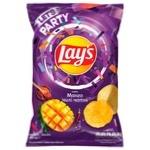 Lay's Mango Chili Chutney Chips 120g