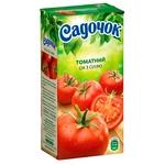 Sadochok Tomato Juice with Salt 0,5l