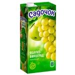 Sadochok Apple-grape Nectar 0,95l