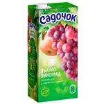Sadochok Apple-red grape Nectar 0,95l