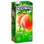 Sadochok Peach Juice with Pulp 1,93l