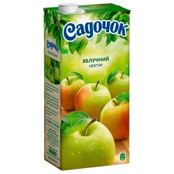 Sadochok Apple Nectar 1,93l - buy, prices for CityMarket - photo 2