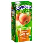 Sadochok Apple Juice 0,95l