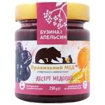 Pravylniy med with elderberry and orange Honey 250g