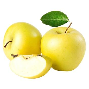 Яблоко Голден Делишес - купить, цены на Varus - фото 1