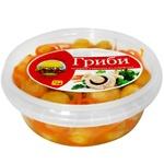 Гриби Печериці з овочами по-корейськи 300г