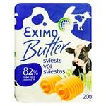 Масло Eximo Экстра сливочное 82% 200г