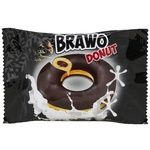 Кекс Brawo Donut с какао в какао-молочной глазури 50г