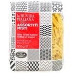 Макароны Pasta Reggia La Ruvida Assortiti Misti 500г