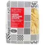 Макароны Pasta Reggia La Ruvida Penne Mezze Rigate 500г