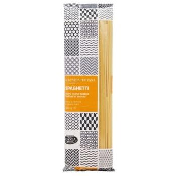 Макароны Pasta Reggia La Ruvida Spaghetti 500г