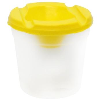 ZiBi Yellow Non-Spill Glass - buy, prices for CityMarket - photo 1
