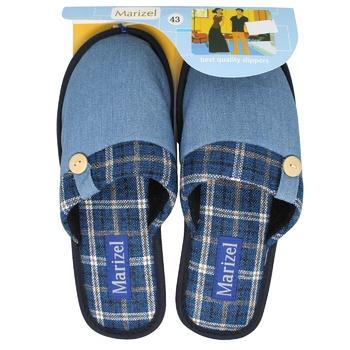 Marizel Home Men's Slippers