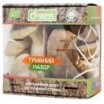 Грибной набор Эринги + Шиитаке Нико Агро Холдинг Organic Innovations органический 250г