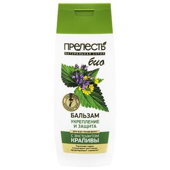 Prelest Bio Hair Balm Strengthening and Protection 250ml