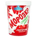 Hladyk Morozko Ice Cream Strawberry 500g