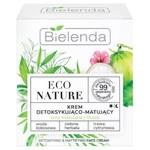 Крем для лица Bielenda Eco Nature Coconut Water Green 50мл