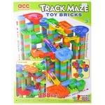 Maya Toys Toy Construction Maze 388 parts