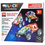 Іграшка Iblock Конструктор магнітний PL-920-02