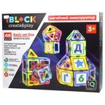 Іграшка Iblock Конструктор магнітний PL-920-03