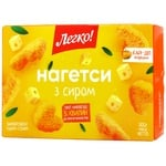 Legko! frozen with cheese nuggets 300g