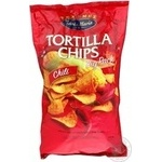 Chips Santa maria corn with chili pepper 500g Sweden