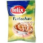 Snack pistachio Felix salt salt 40g Poland