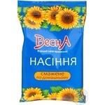Seeds Vesna sunflower 70g Ukraine