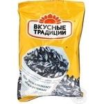 Насіння Смачні традиції соняшника смажена 150г Україна