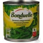 Фасоль Бондюэль зеленая стручковая резаная 425мл Венгрия