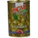 olive Oscar with octopus stuffed 300g can Spain