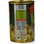 Оливки зелені Maestro de Oliva з лимоном 300мл - купити, ціни на МегаМаркет - фото 5