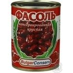 kidney bean Boulard red canned 360g can Russia