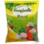 Bonduelle Royal frozen vegetables mix 400g