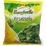 Vegetables cabbage brussels sprout Bonduelle frozen 400g sachet Poland