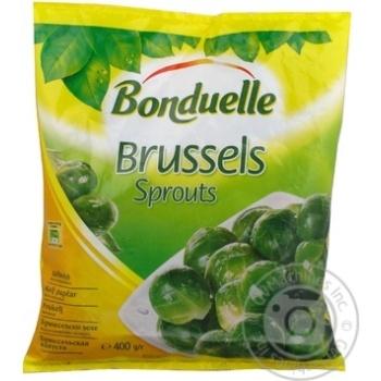 Капуста Bonduelle Брюссельская 400г