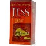 Чай трав'яний Light Мате-Ройбош Tess пакет з/я 1,8г*25шт