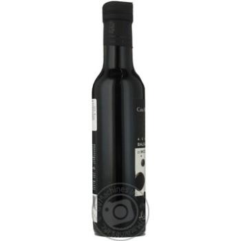Уксус Casa Rinaldi бальзамический из Модены черная этикетка 6% 250мл - купить, цены на Novus - фото 5