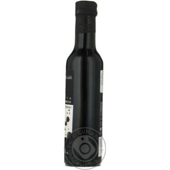 Уксус Casa Rinaldi бальзамический из Модены черная этикетка 6% 250мл - купить, цены на Novus - фото 3